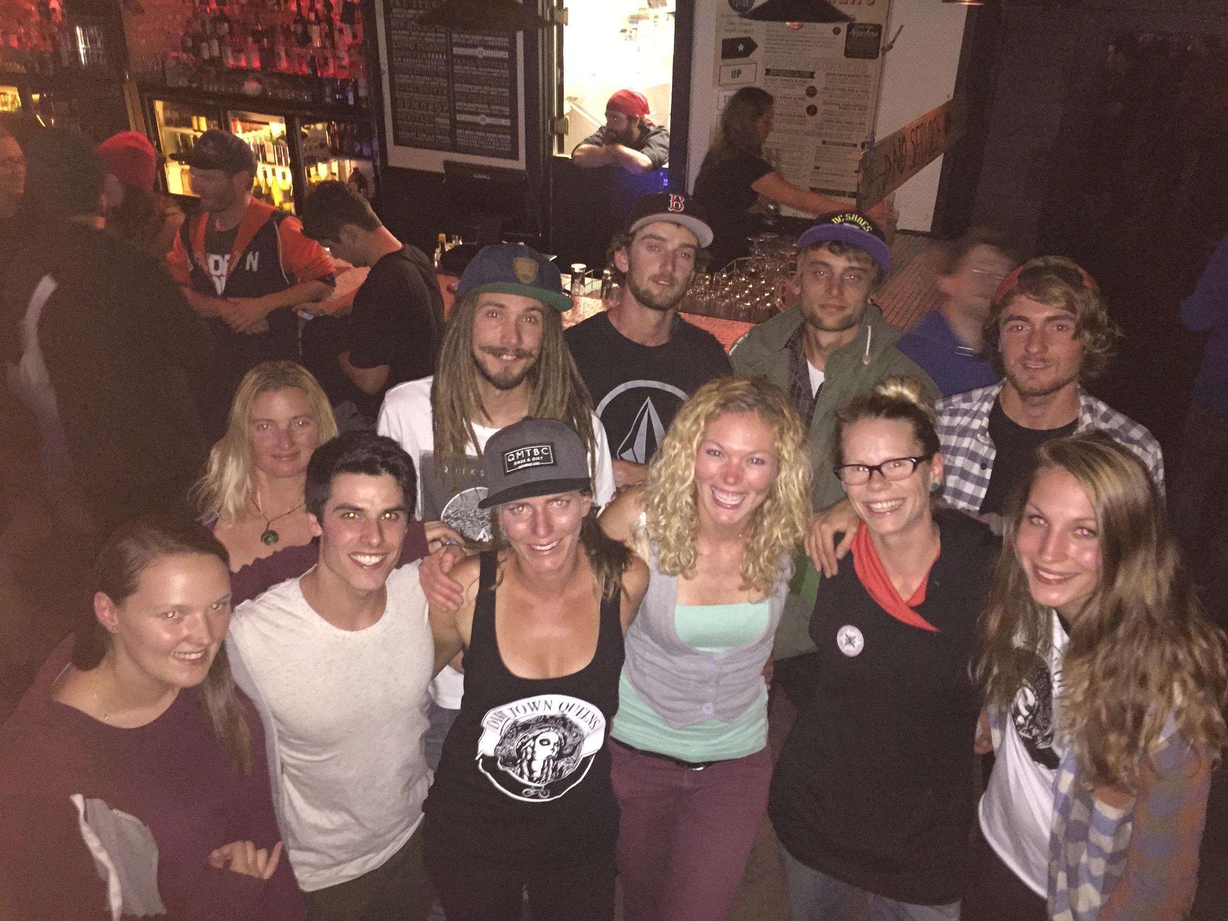 TTL S15 winning crew