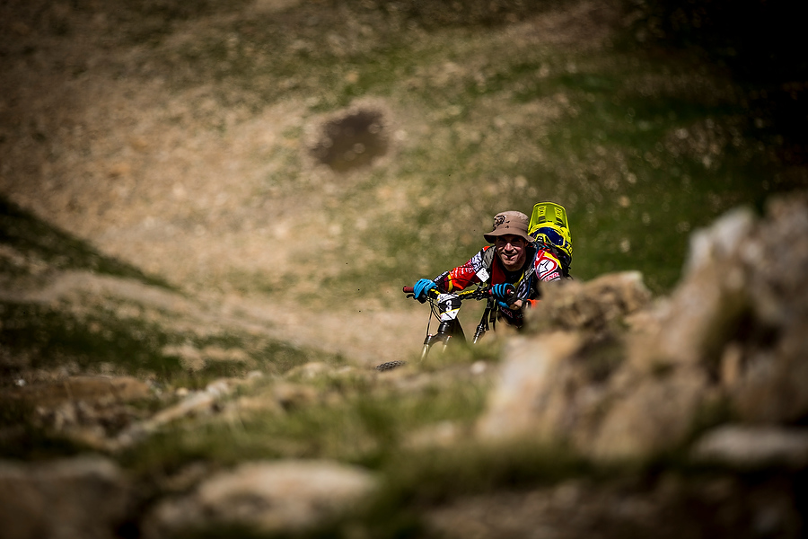 , during the 2015 Mavic Transprovence
