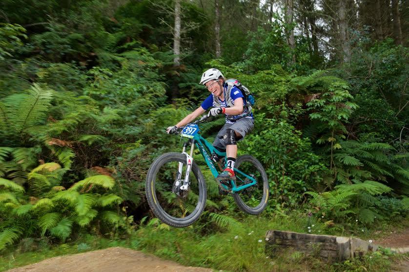 Rotorua IMBA gold status trails will feature at the Rotorua Bike Festival in February. Photo:Giant 2W Gravity Enduro/Alick Saunders