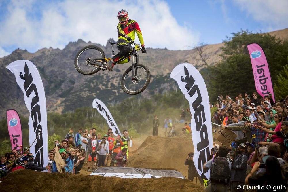 Sebastian Alfaro landed a respectable runner up position