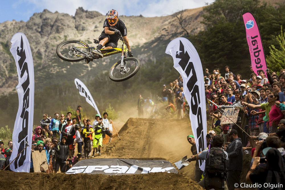 Mario Jarrin's sick style earned him the top spot on the podium