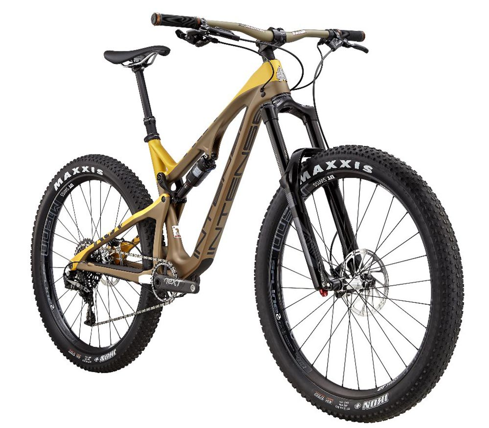 The new ACV 27.5+ looks hot...