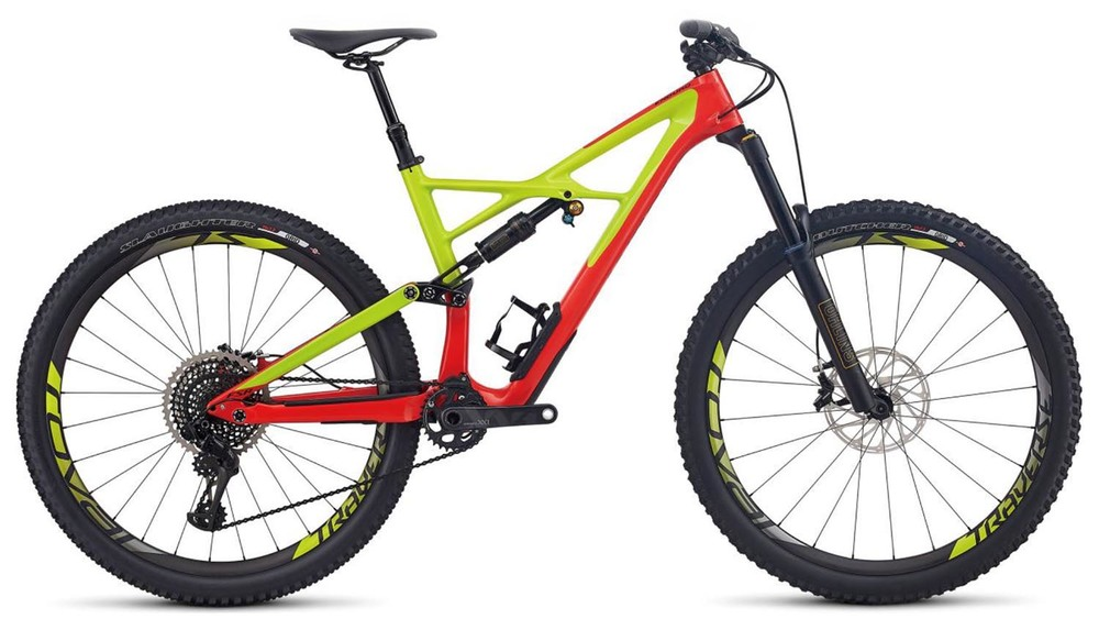 The new Enduro S-Works Carbon - 29/6Fattie spec