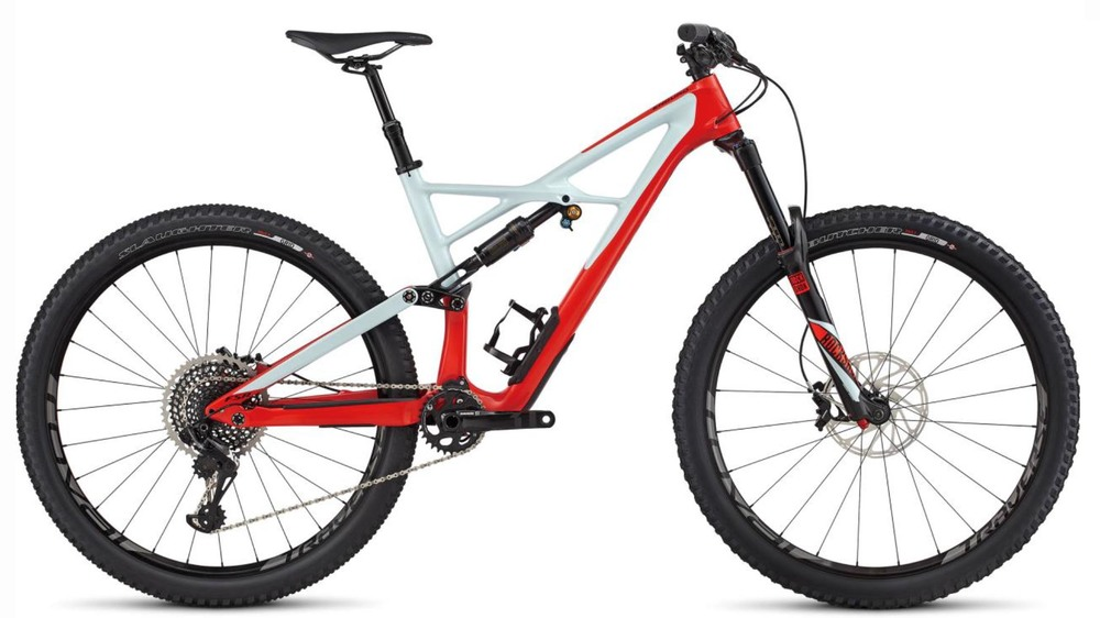 Specialized Enduro Pro Carbon 650B spec