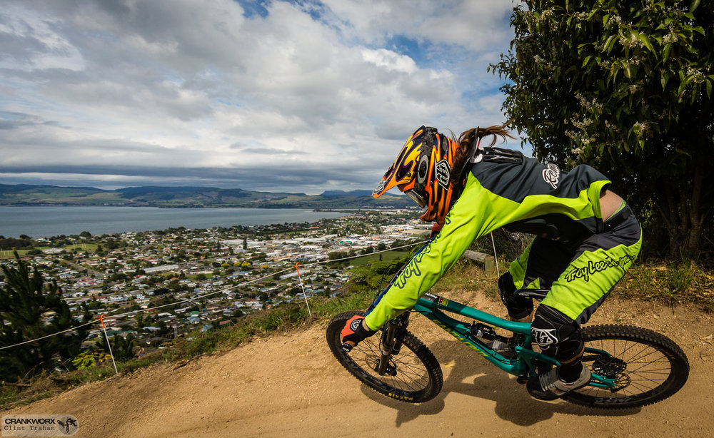 Rotorua premiered its Air DH in 2016, pushing a new Crankworx-wide race series into the realm of possibility