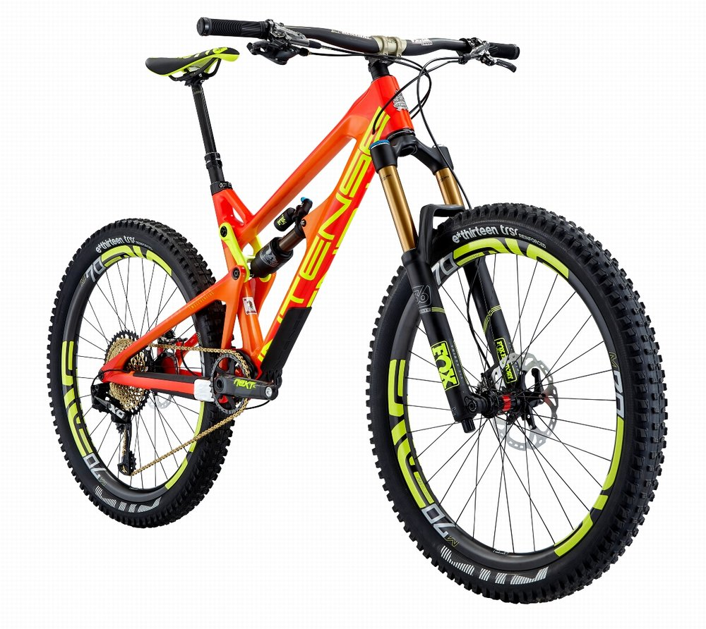 Tracer SL Frame only – Red/Orange – with X2 = $4900.00