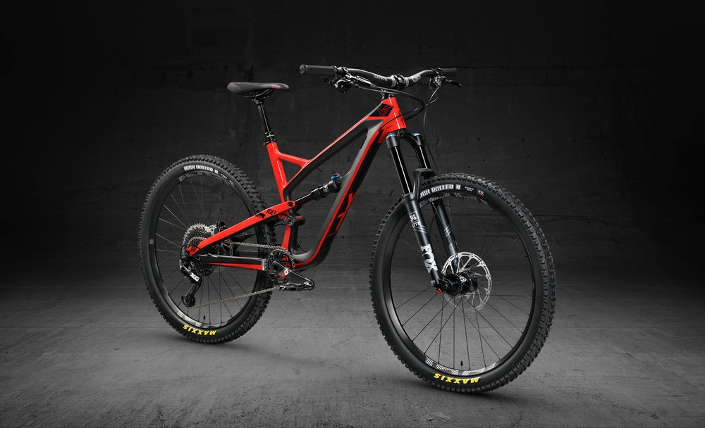 Jeffsy CF Pro - 150mm travel and a carbon frame for $6,899 NZD