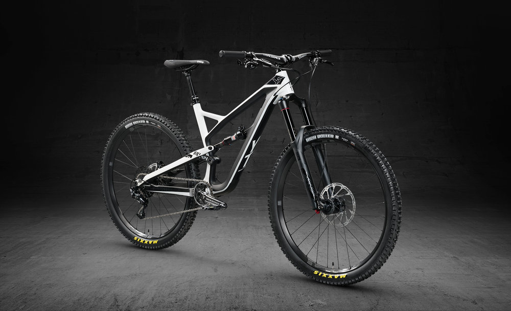 Jeffsy CF One - 150mm of Rockshox suspension for $5,799