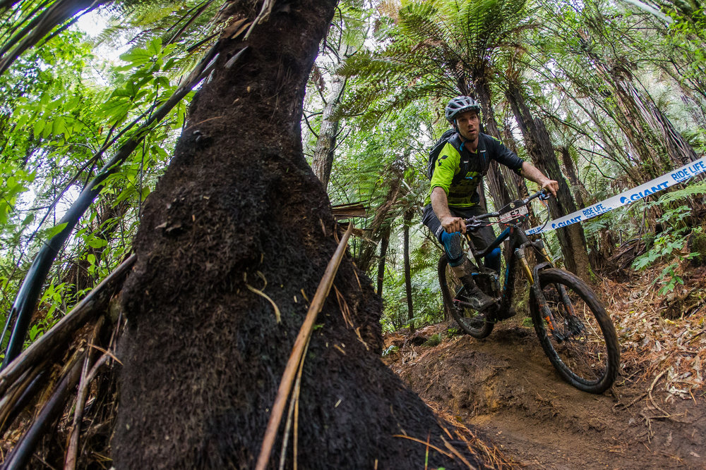 Matt Walker pulled into the second spot at the first EWS of the year