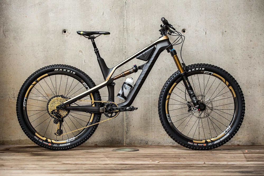 The Bike - Spectral CF 9.0 SLX