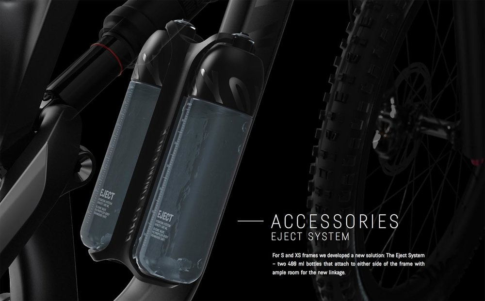 Eject - x2 bottles side by side