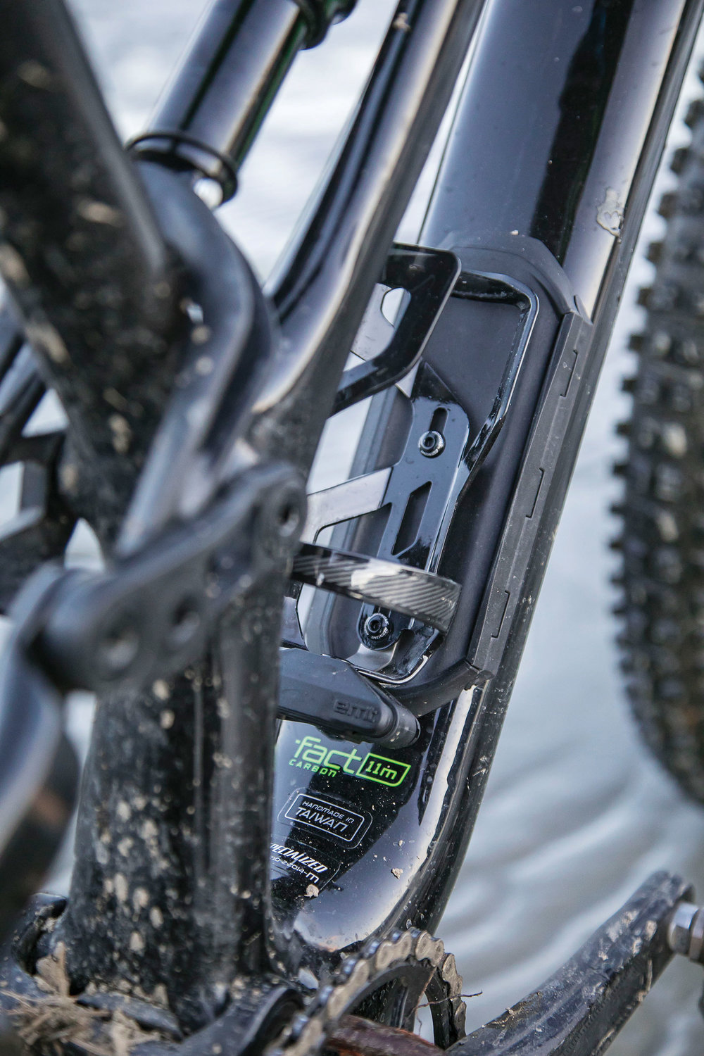 Specialized's clever SWAT system is clean, simple and hassle-free.