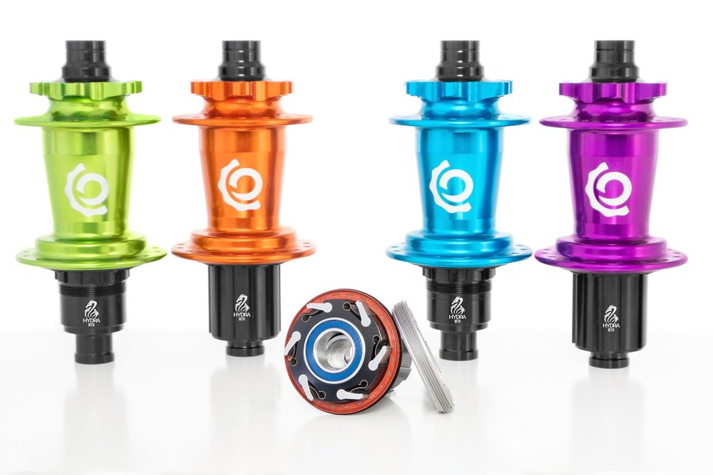 Copy of HYDRA Freehub_Drivering_Lime Orange Turquoise Purple_Lineup_1_WEB.JPG