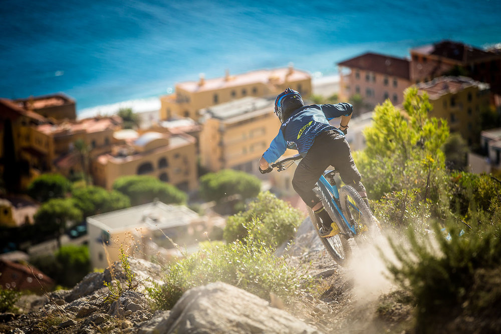 Canyon's EWS team riders had a lot of input into developing the Strive