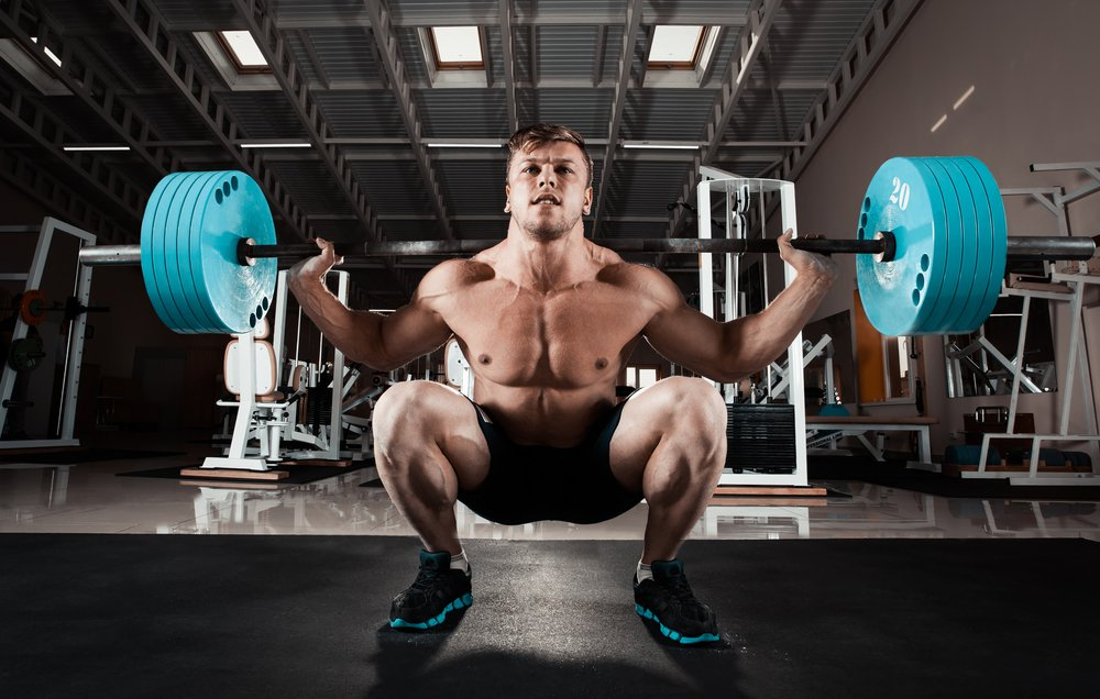 Squats-barcelona-personal-trainer