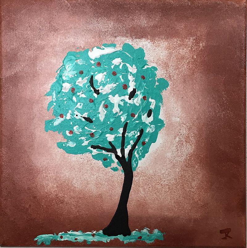 The Old Apple Tree by Jesse K.