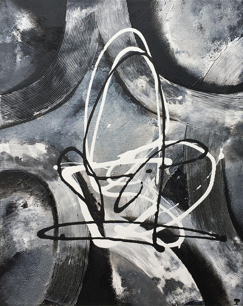Silver Grunge by Jesse K.
