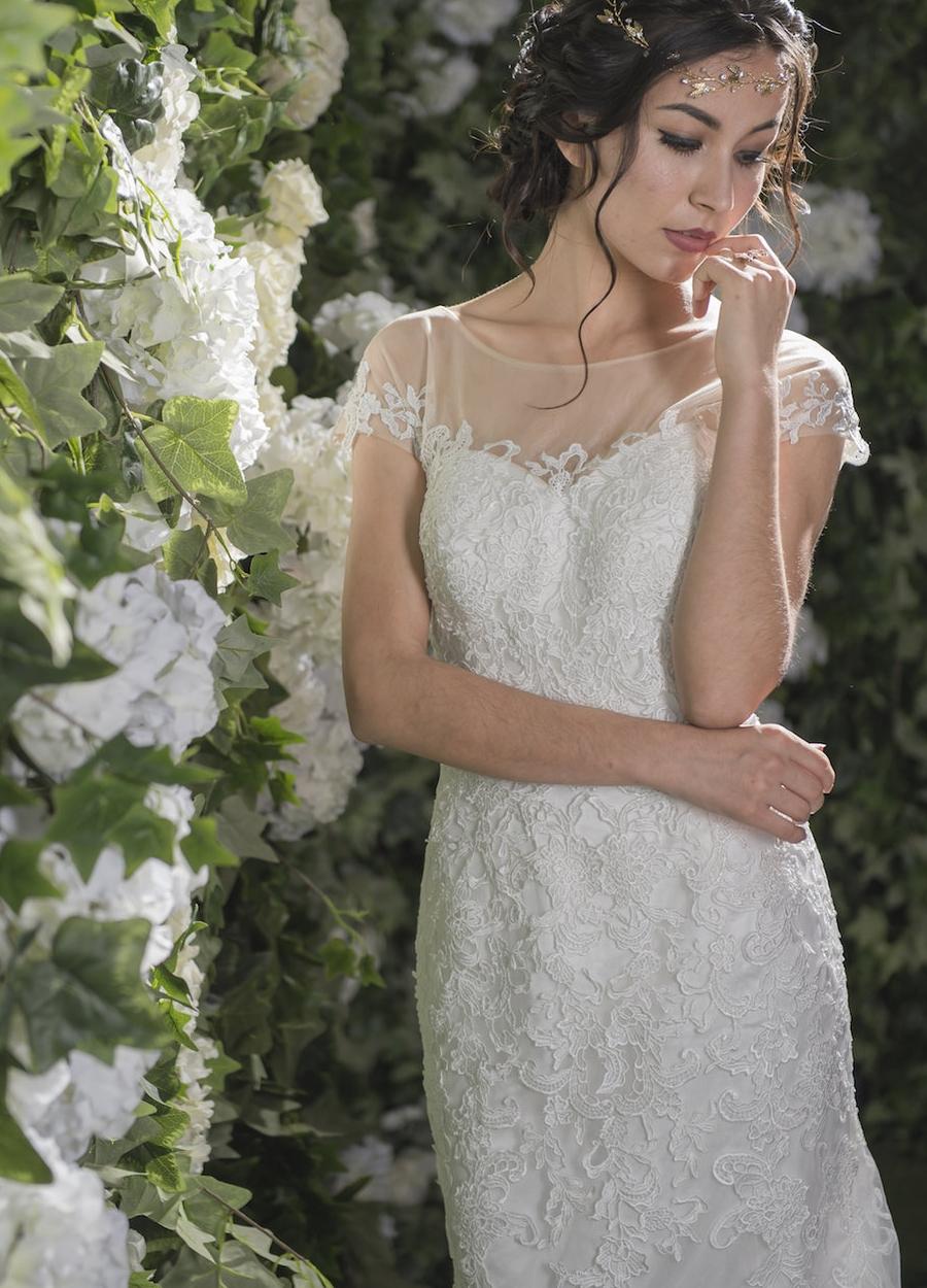 Style 1803 - Fabric: Luxury Lace