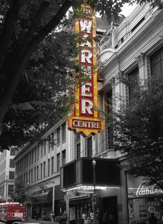 9/10/15 Warner Theater