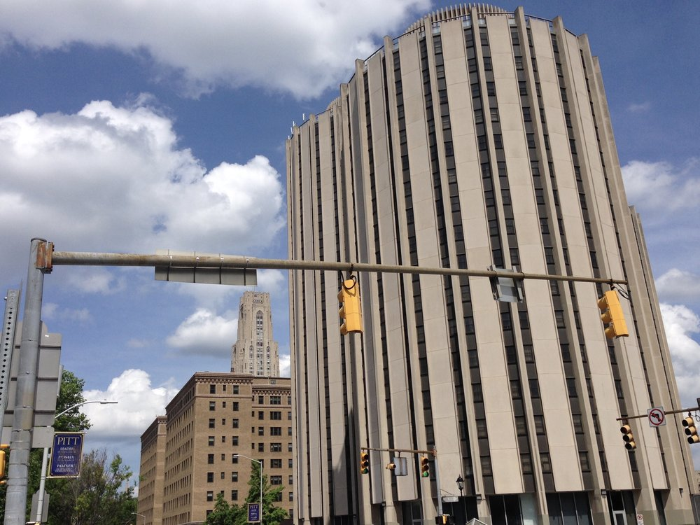 Litchfield Towers and Cathedral of Learning