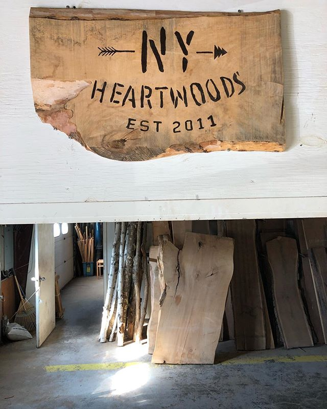 A view from within our host's space for Saturday's workshop @newyorkheartwoods Join us as we are exclusively invited into some of the coolest, most creative and successful shops, garages and studios in New York. Sign up on our website for information on our upcoming workshops and events #make #build #do #inspire #womenwoodworkers #womenmechanics #womenwelders #womenempowerment