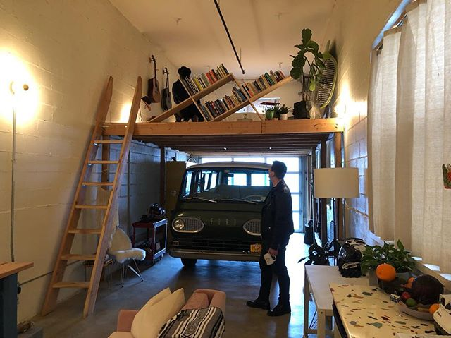 So excited to have been interviewed by @apartmenttherapy today for the #VanHouse! #design #ford #interiors #vanlife #brooklyn #nyc