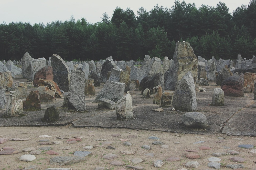 Treblinka Extermination Camp, 2013