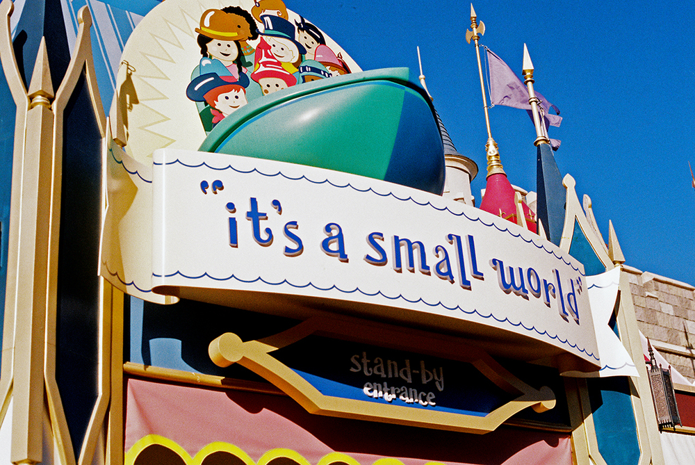 It's A Small World, Fanstasyland, Magic Kingdom