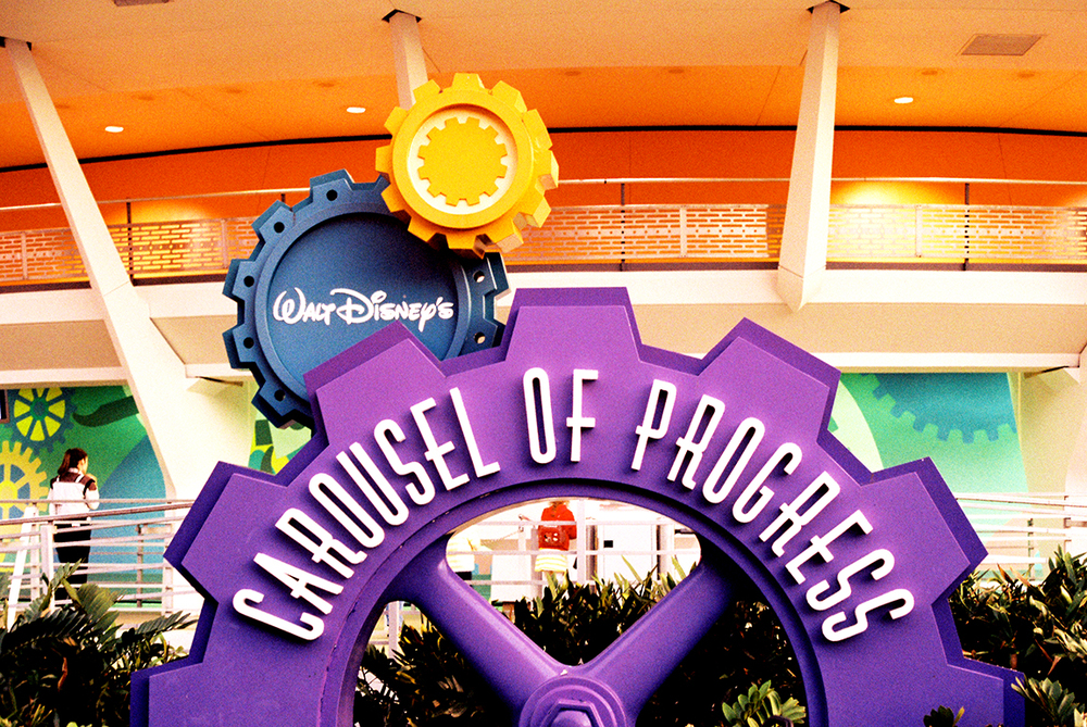 Carousel of Progress, Tomorrowland, Magic Kingdom