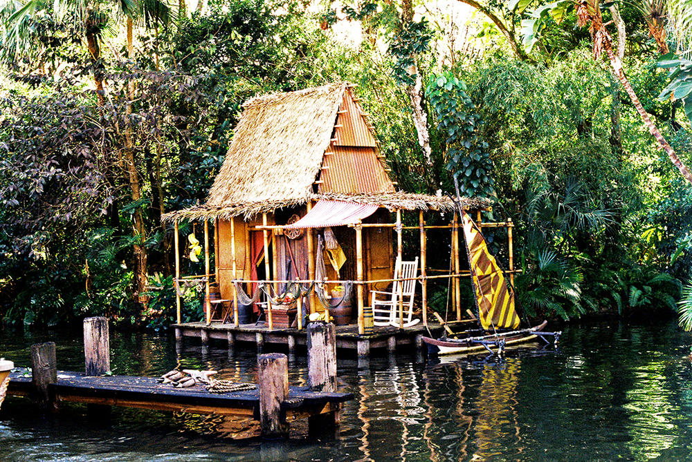 Jungle Cruise, Adventureland, Magic Kingdom
