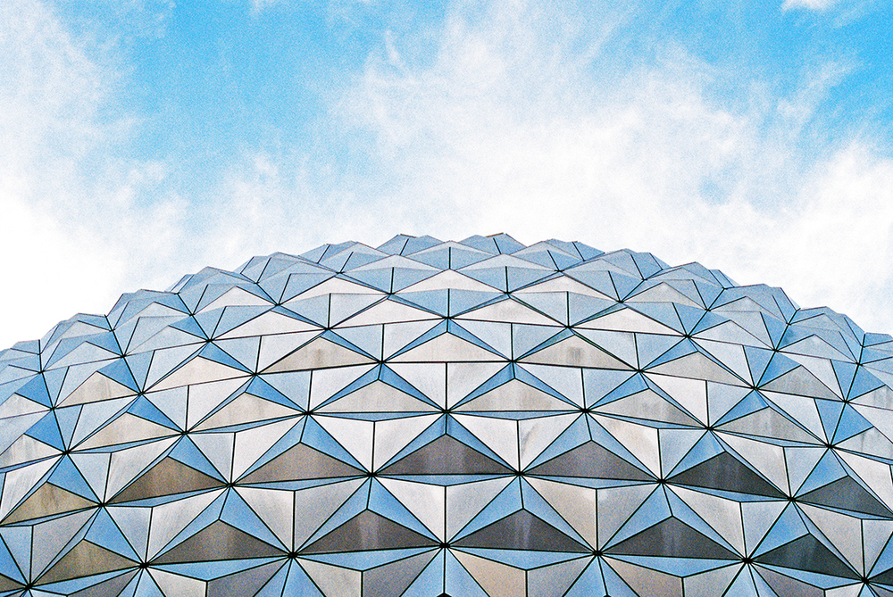 The Golf Ball, Epcot