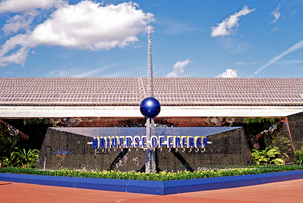 Universe of Energy, Epcot