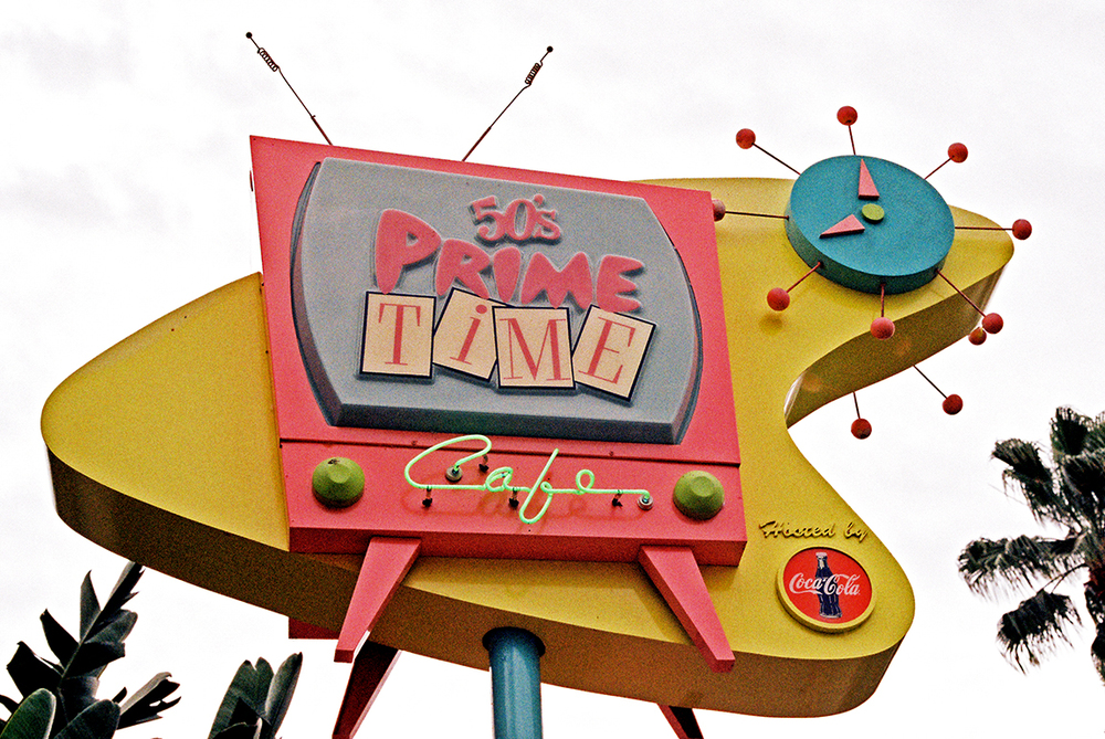 Prime Time Cafe, Hollywood Studios