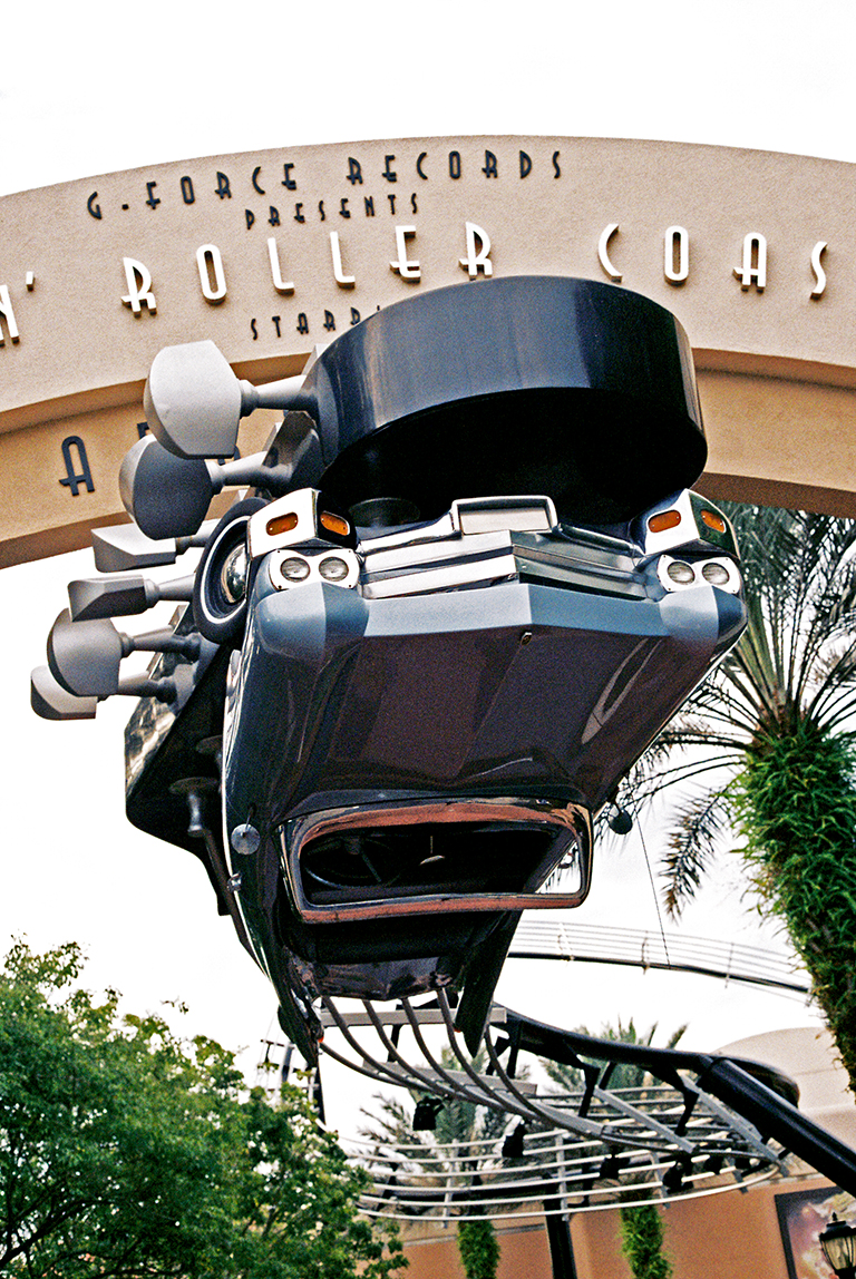 Rock n' Rollercoaster, Hollywood Studios