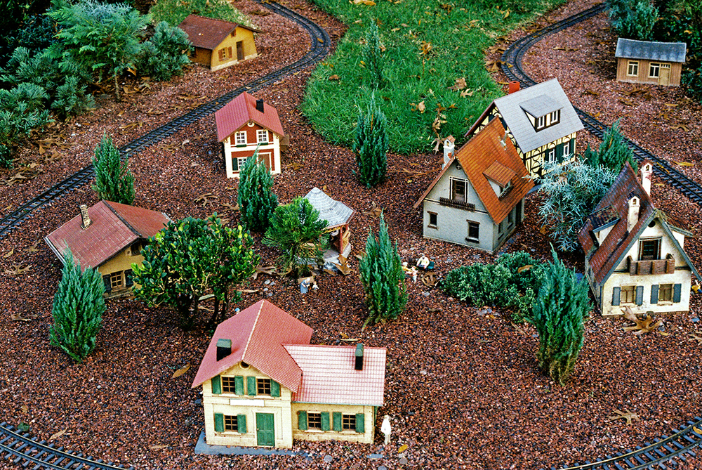 Model German neighborhood, Germany
