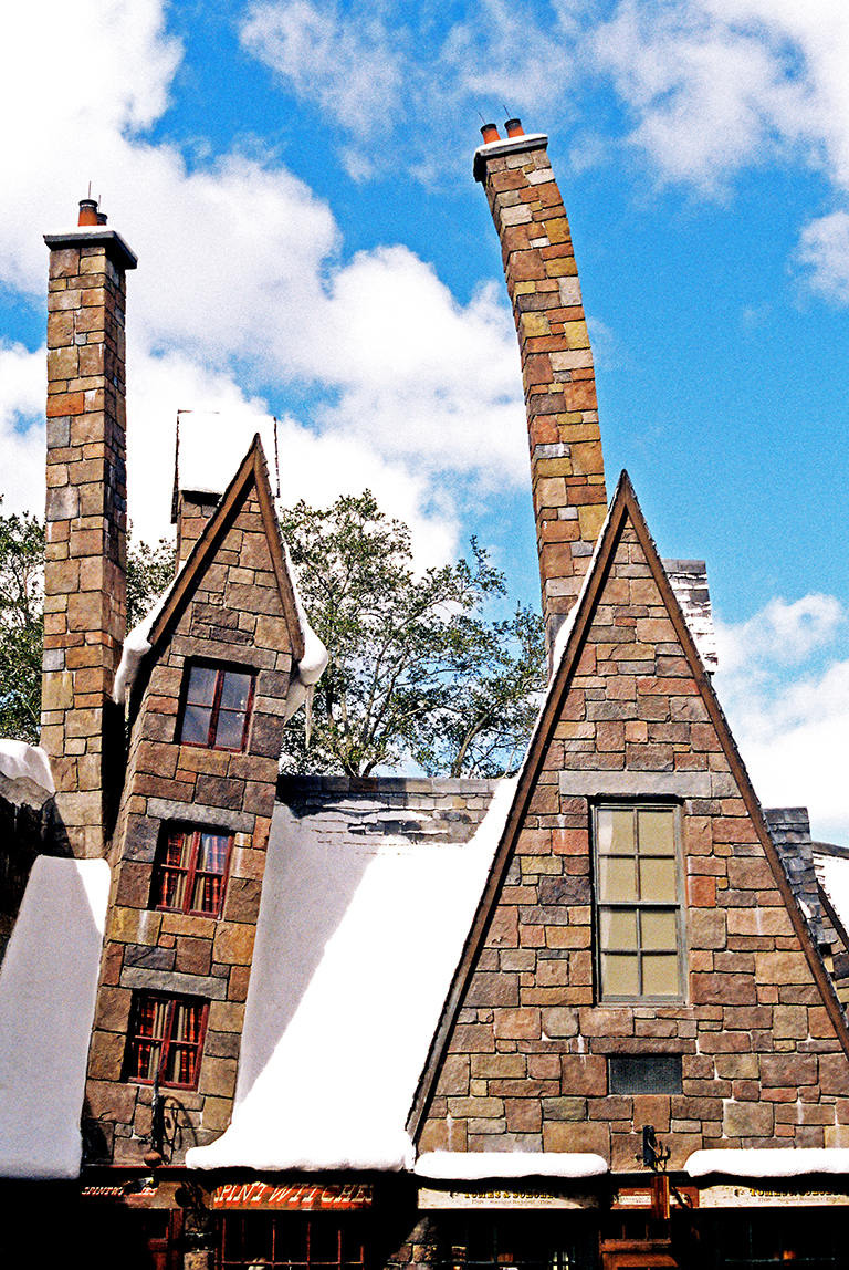Harry Potter World, Islands of Adventure
