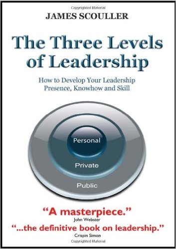 The Three Levels of Leadership James Scouller