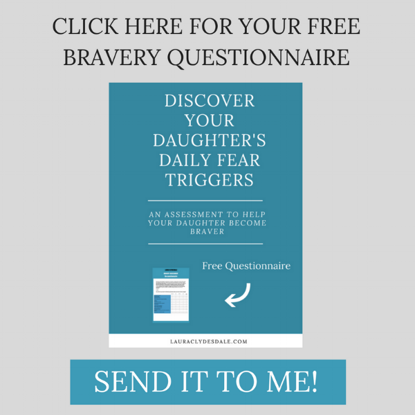 Free Bravery Questionnaire For Girls Leadership