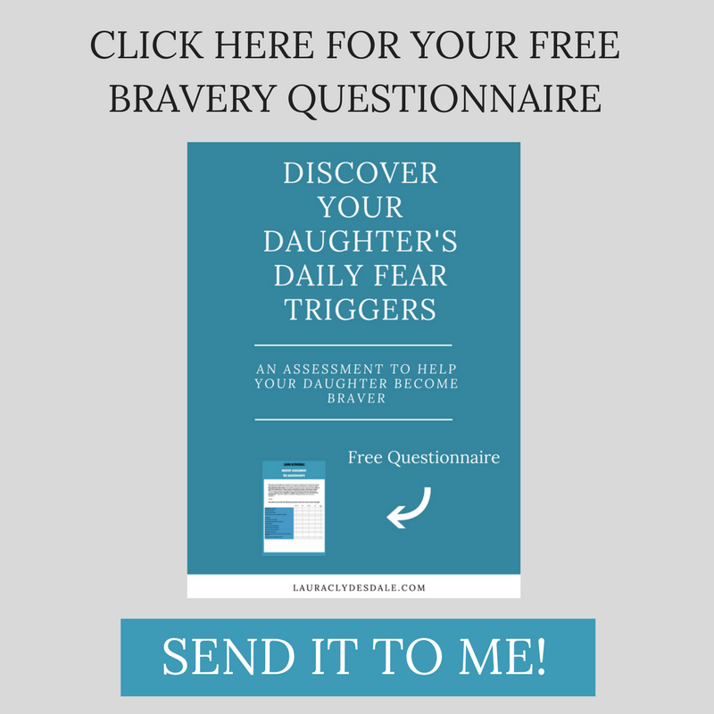 Free Bravery Assessment Questionnaire Girls Leadership