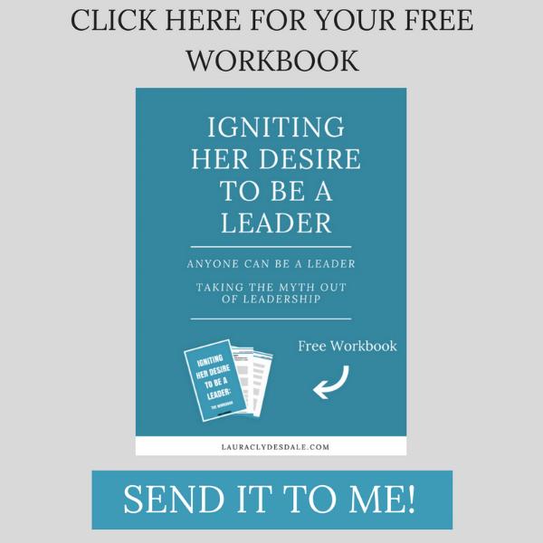 Free Workbook Igniting Her Desire For Leadership Girls Leadership