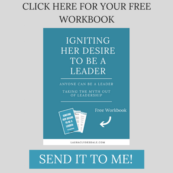 Free Workbook Igniting Her Desire To Be a Leader Girls Leadership
