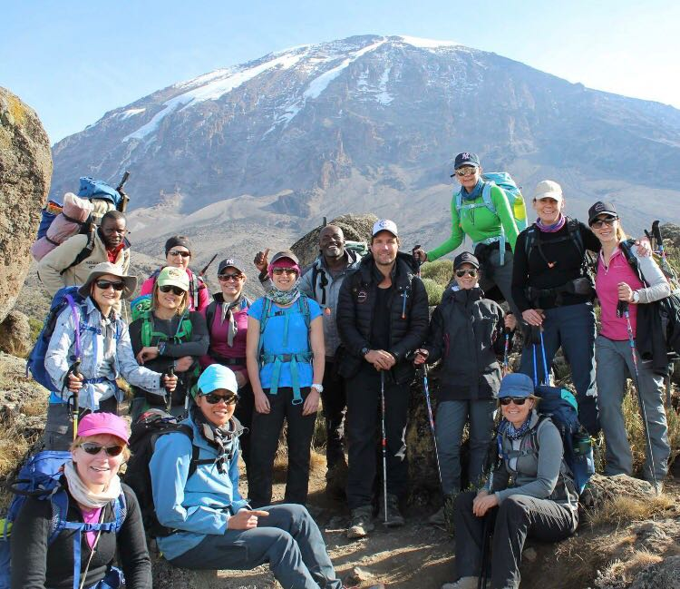 KILIMANJARO - Includes: Altitude Training, Experienced Australian Guide, Food and Camping Equipment, Accommodation, Permits and Transfers
