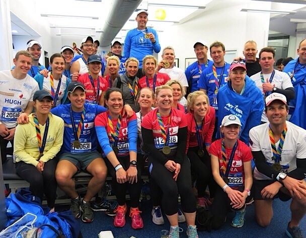 NEW YORK MARATHON - Includes:Race Entry, 4 Nights Accommodation, 8 Months of Training, Recovery Facilities.
