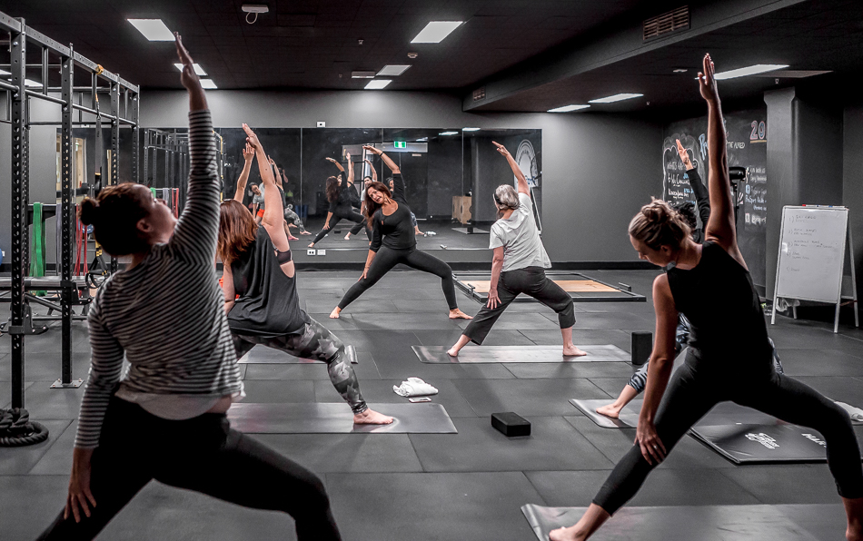 Yoga - Alfred