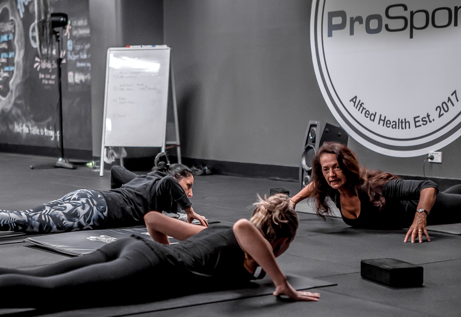 Floor Pilates - Alfred