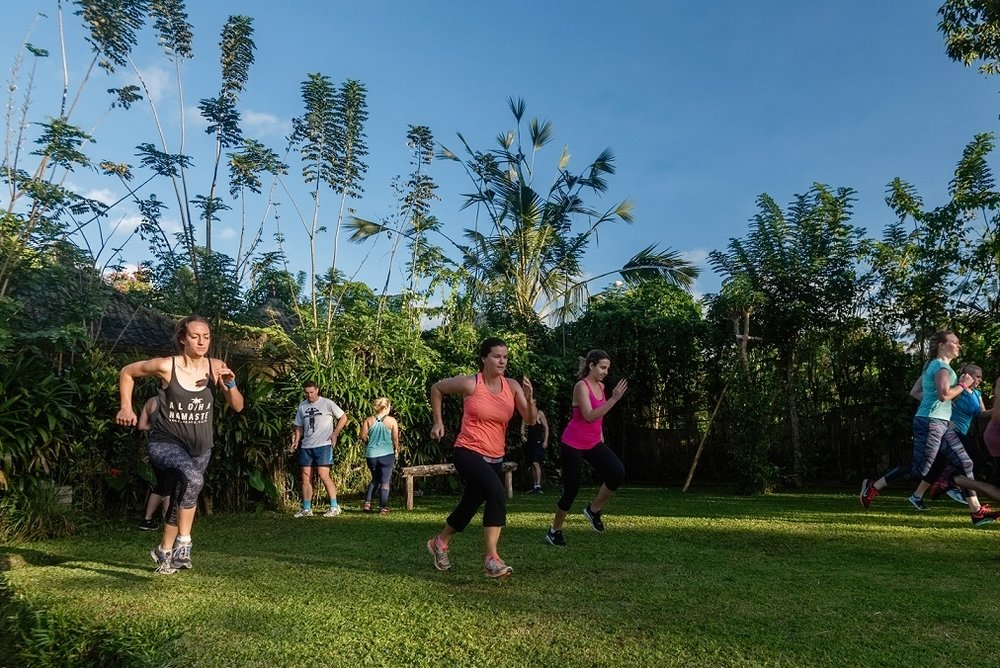 Bali Fitness Retreat
