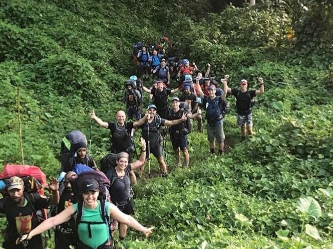 kokoda trek - It was in July, 1942 when our diggers went in to battle for our beloved country against Japanese forces. Today, ProSport walk in their footsteps, showing honour, valour and displaying signs of character our diggers would be proud of.