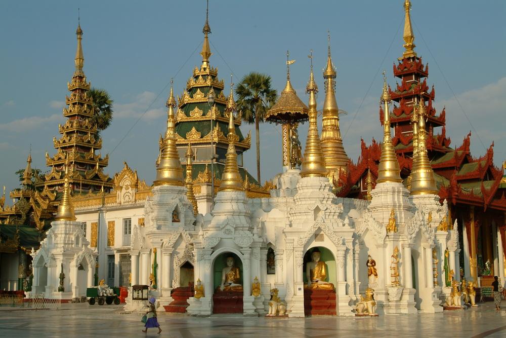 Shwedagon Dreaming - Myanmar (Burma)