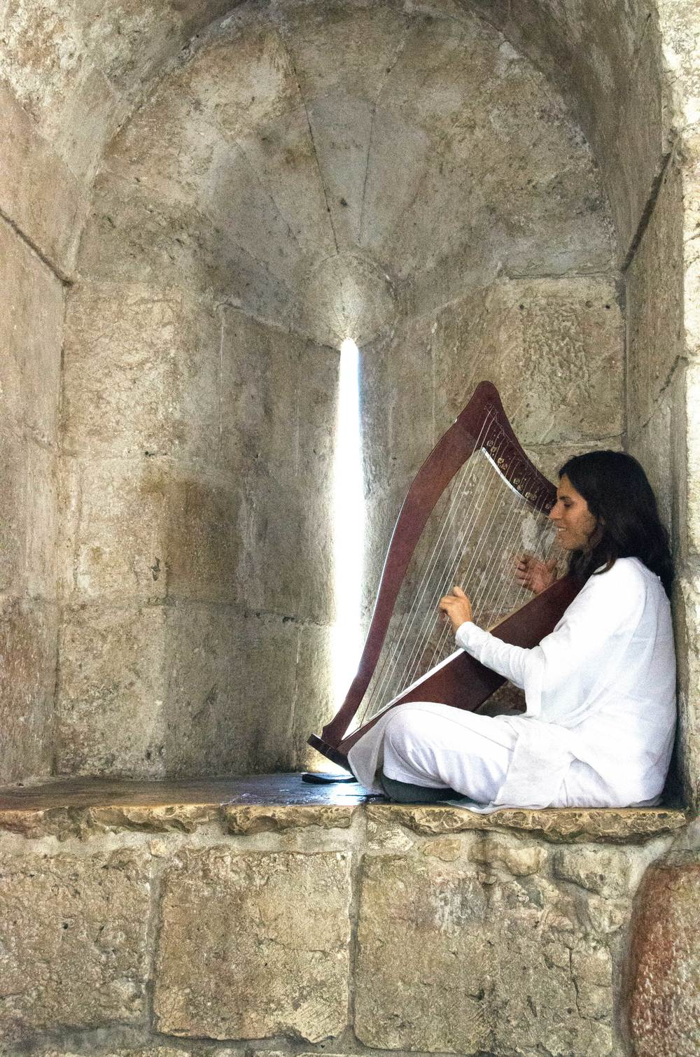 Harmony in the Old City - Jerusalum