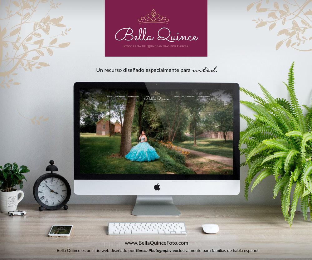 Bella Quince Foto - Fotografo de Quinceañeras